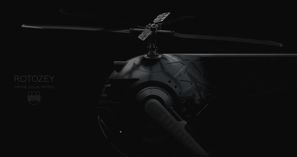 rotozey drone