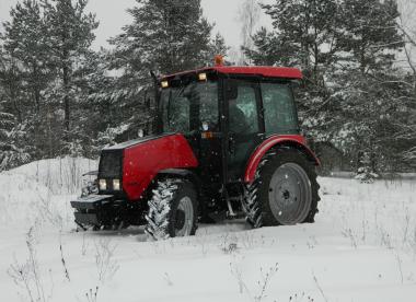 smolensk traktor SMT80