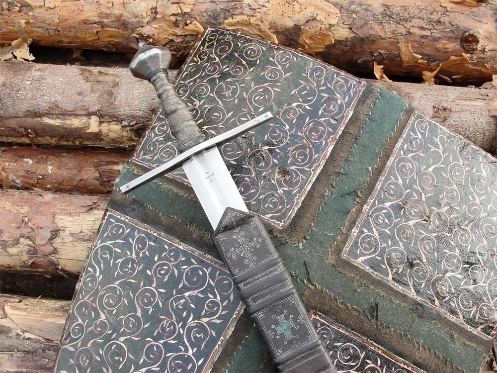 Sword and shield replica