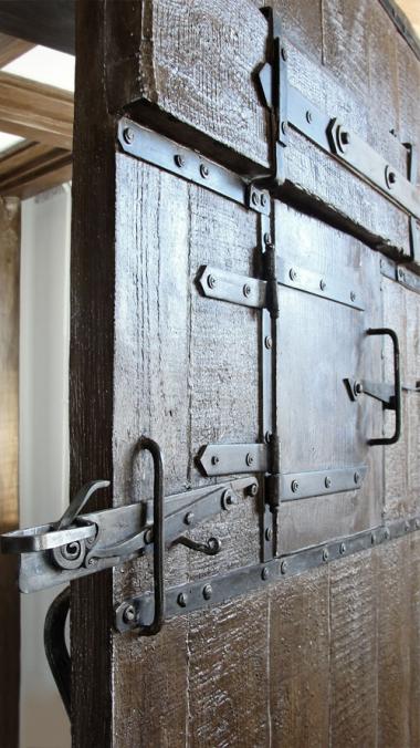 handmade door old stile