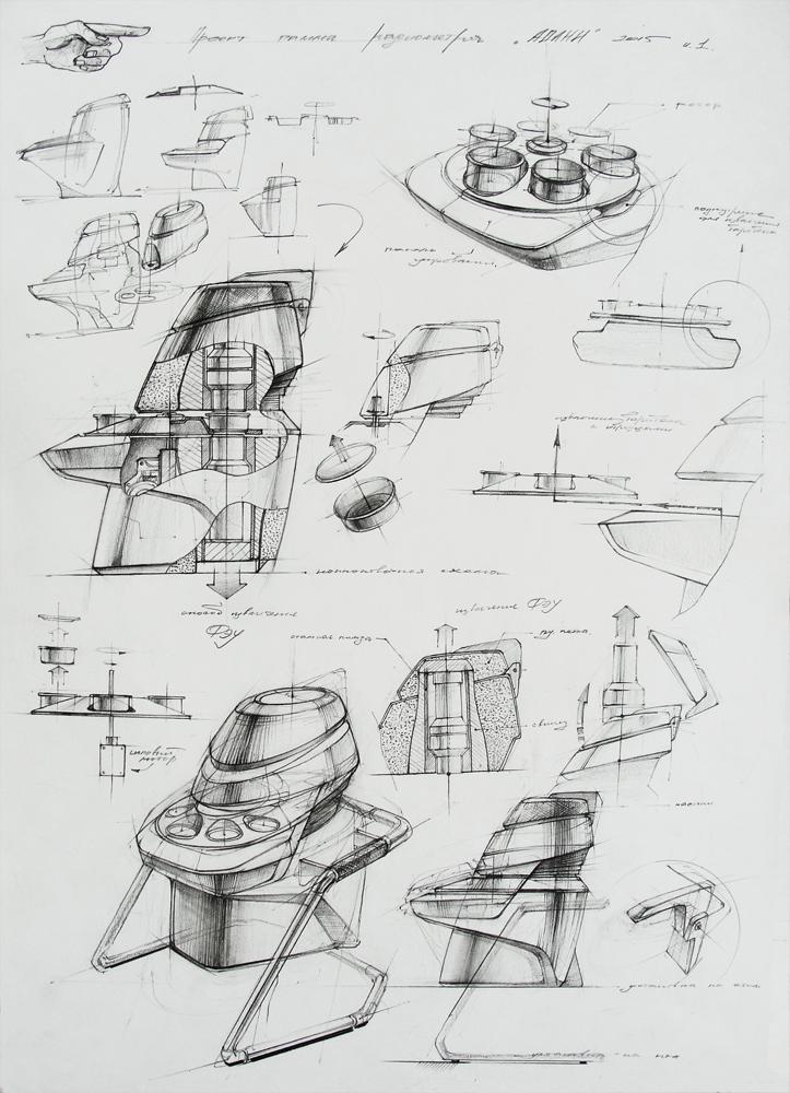 adani sketch