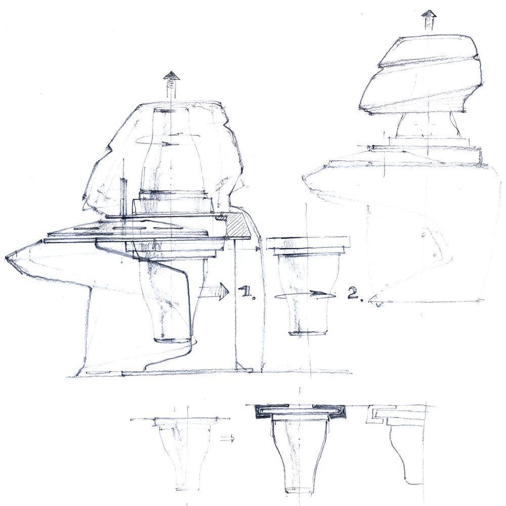 rentgen sketch