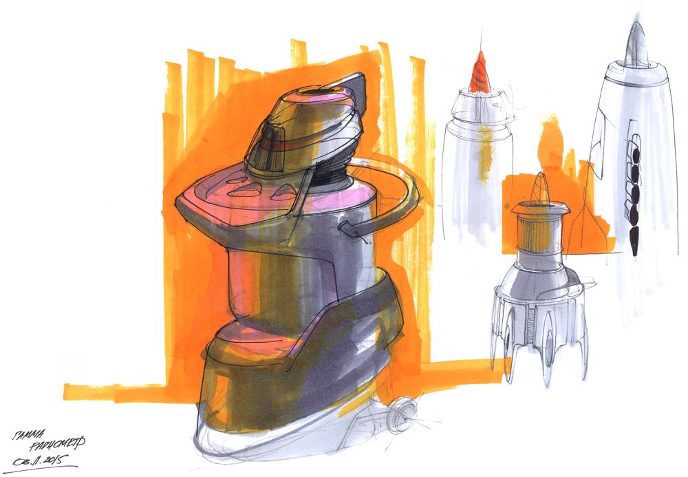 copic markers рисунки