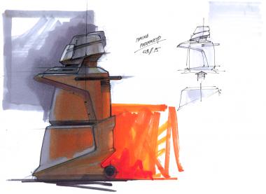 Adani industrial design