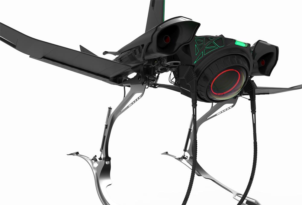 srez drone