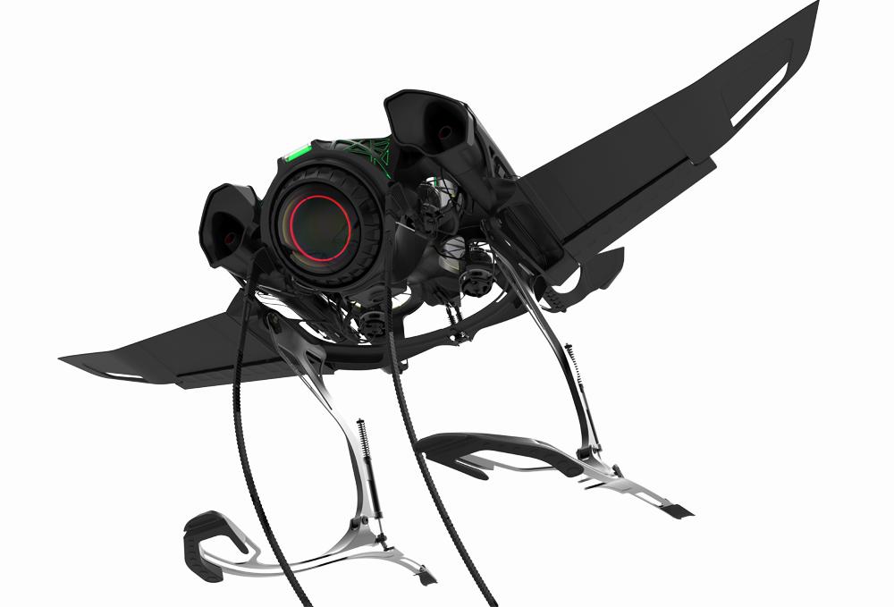 дрон срез