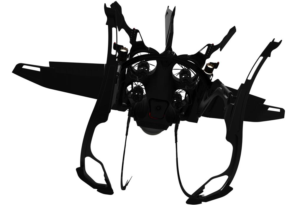 патрульный дрон