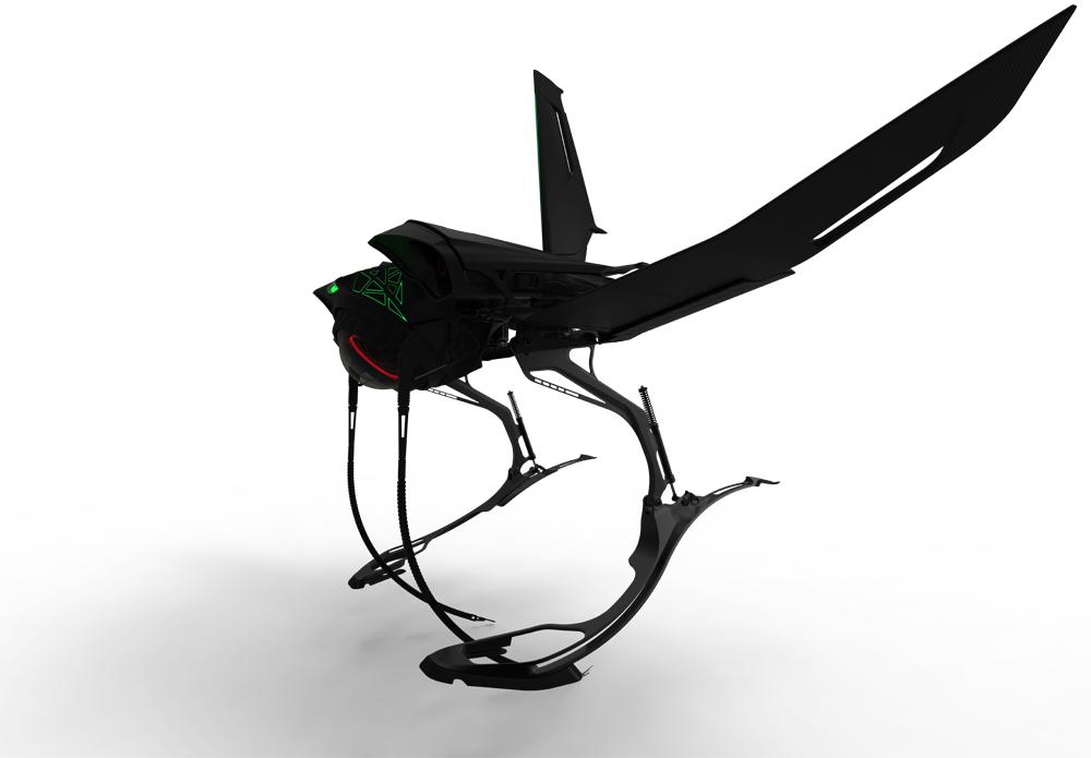дизайн беспилотника