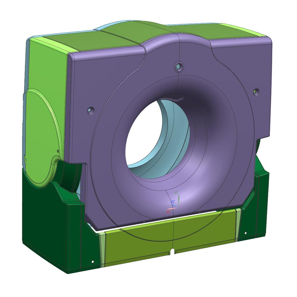NX model tomograf