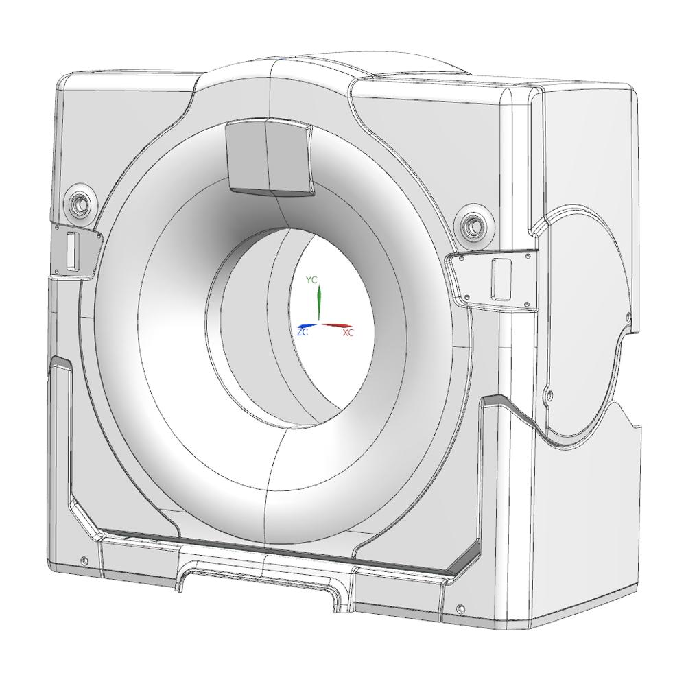 модель томографа