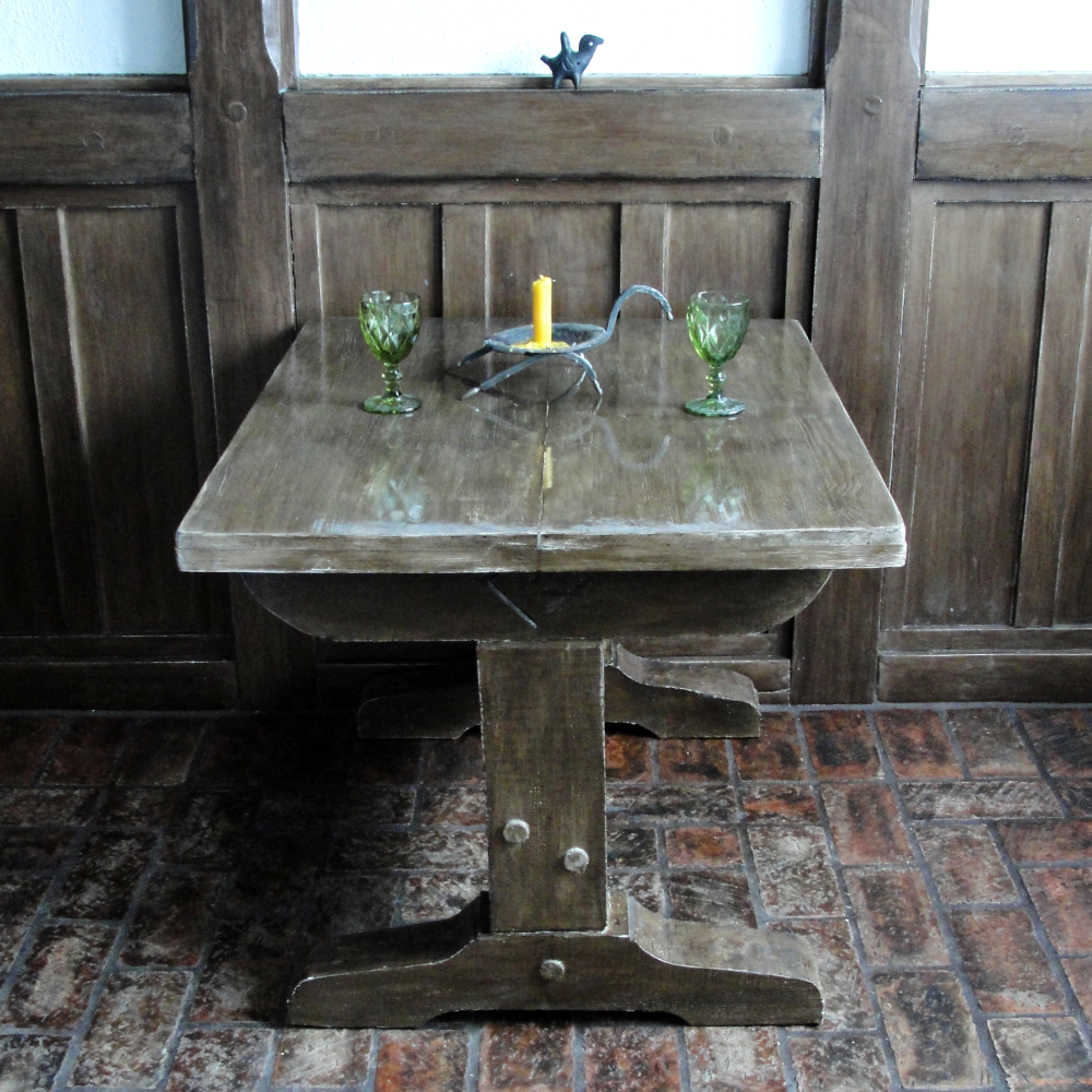 стильный стол белорусское барокко